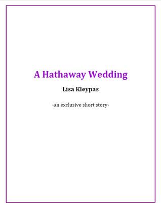 A Hathaway Wedding